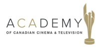 Academy of Canadian cinema and television logo